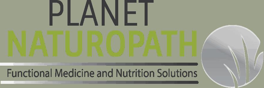 Planet Naturopath Logo