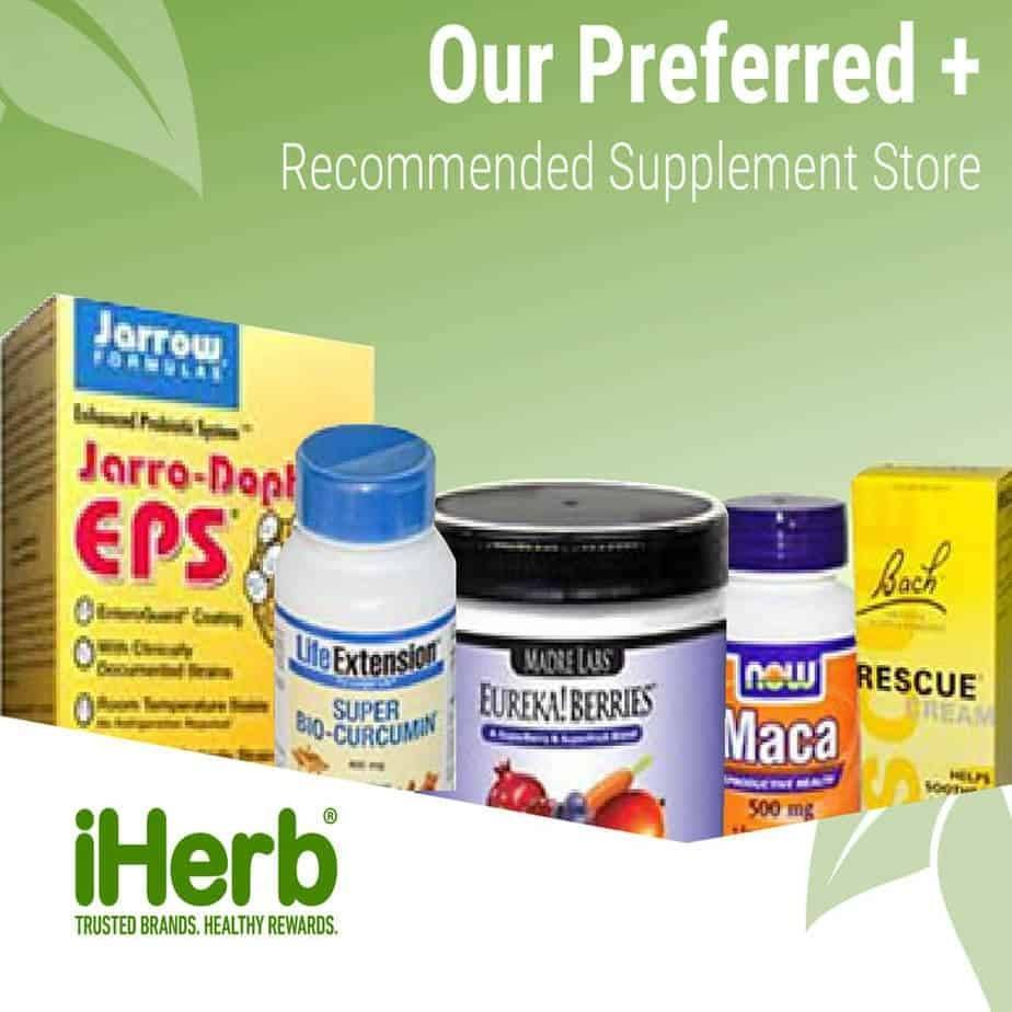 Iherb supplements
