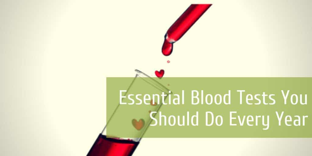 Essential Blood Tests You Should Do Every Year