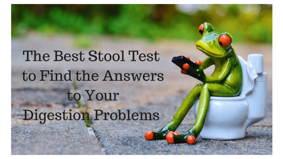 G.I Map stool test review