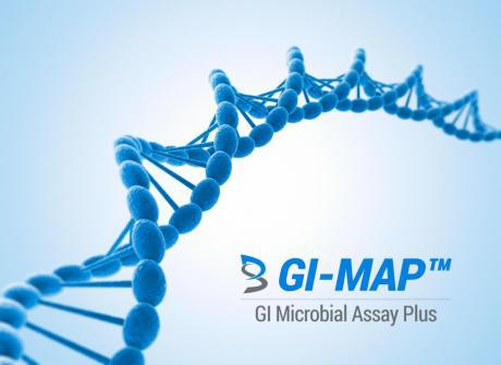 G.I Map test to identify leaky gut