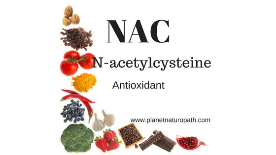 N-acetylcysteine benefits