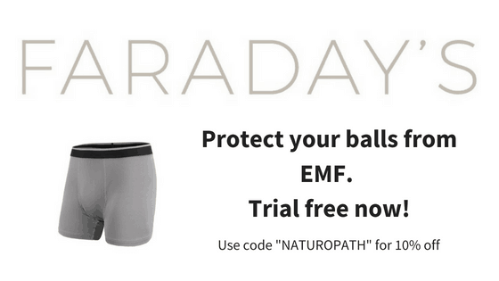 EMF protection boxers