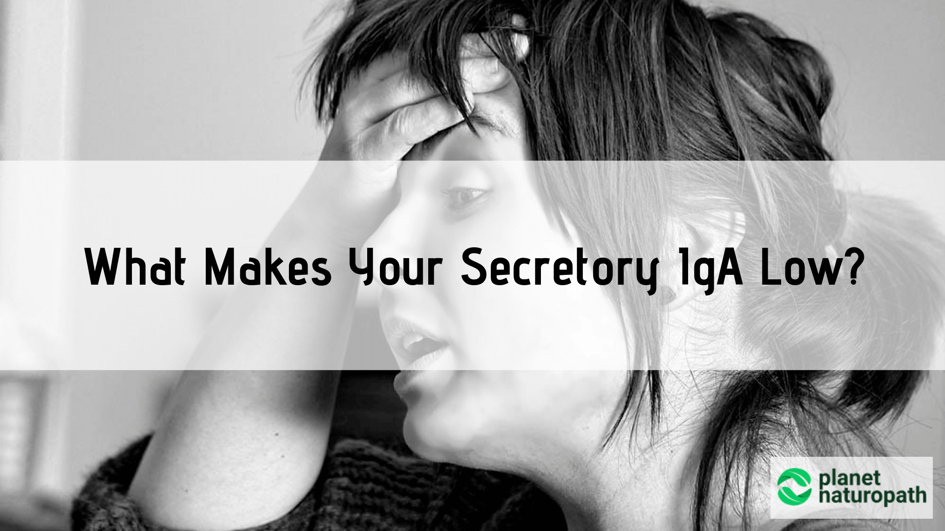 What-makes-your-Secretory-IgA-Low