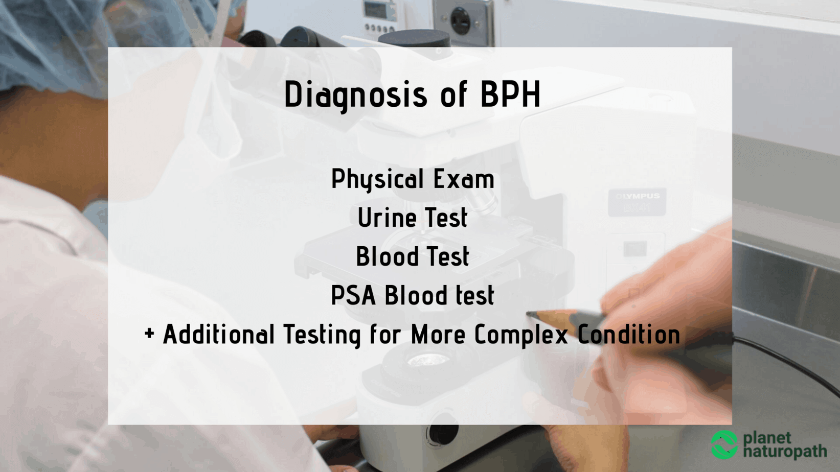 Diagnosis-of-BPH