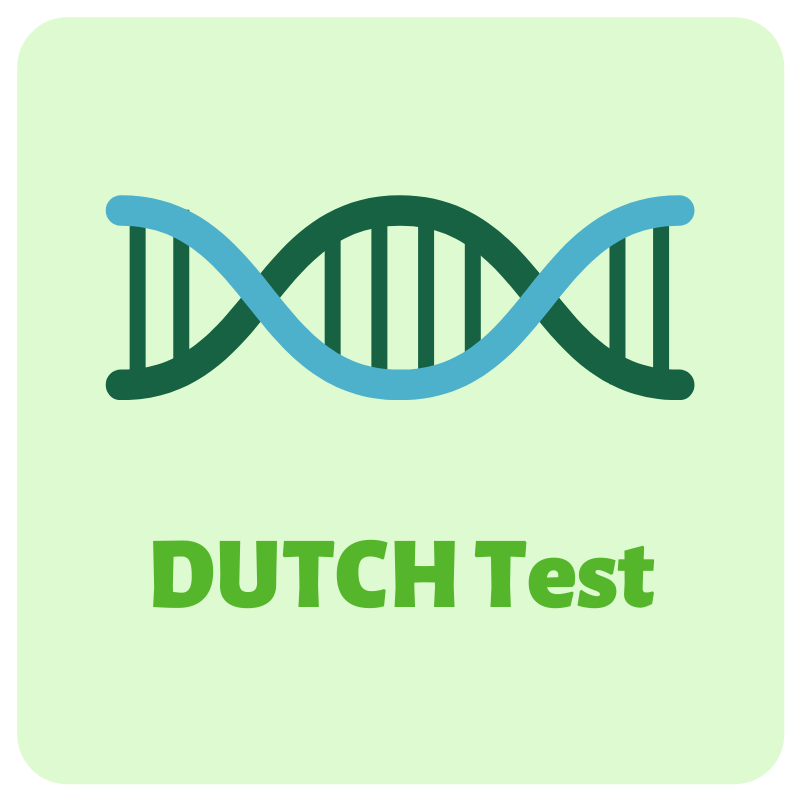 Right time to take a dutch harmone test