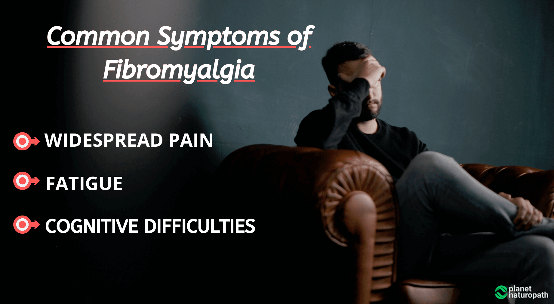 Common Symptoms of Fibromyalgia