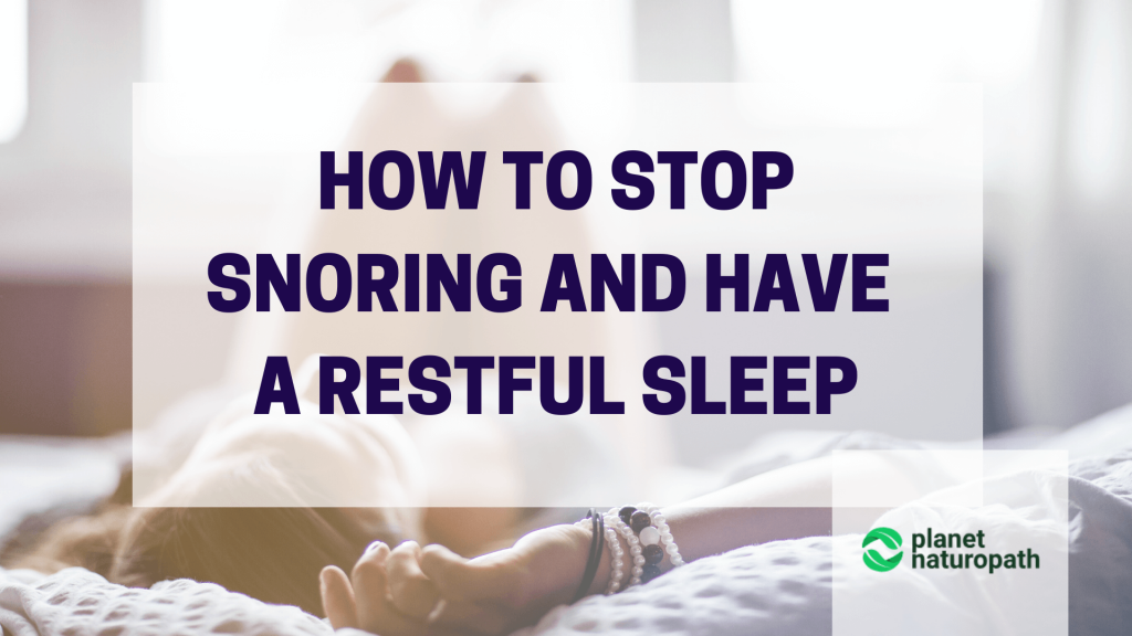 How-to-Stop-Snoring-and-Have-a-Restful-Sleep