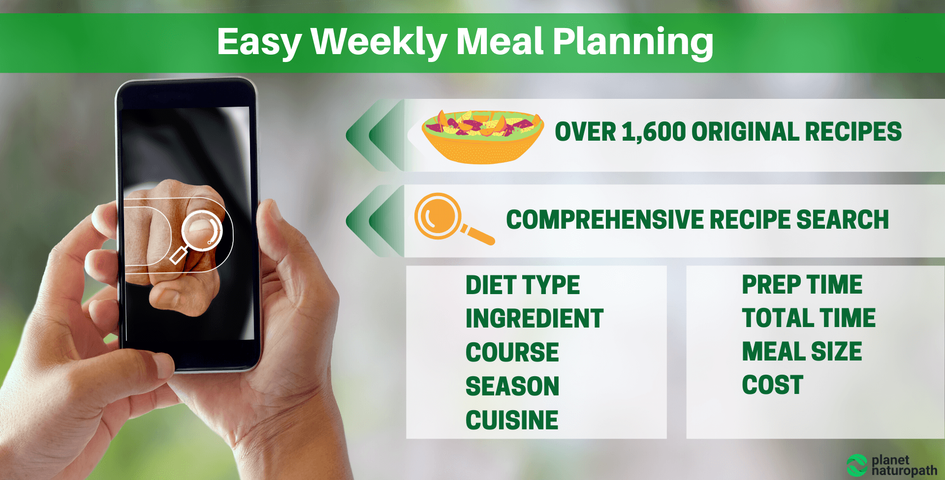 Easy-Weekly-Meal-Planning