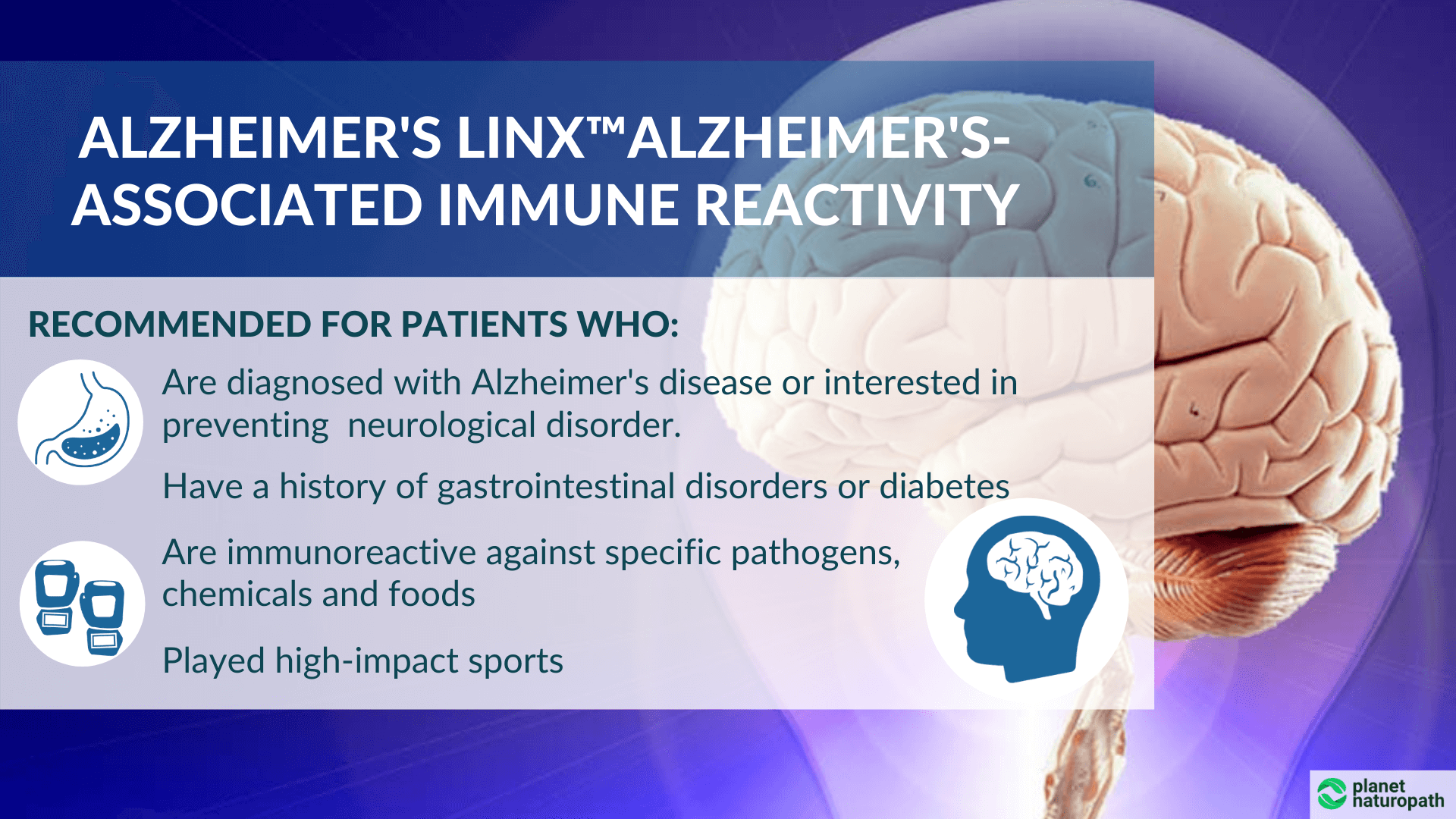 Alzheimers-LINX™Alzheimers-Associated-Immune-Reactivity