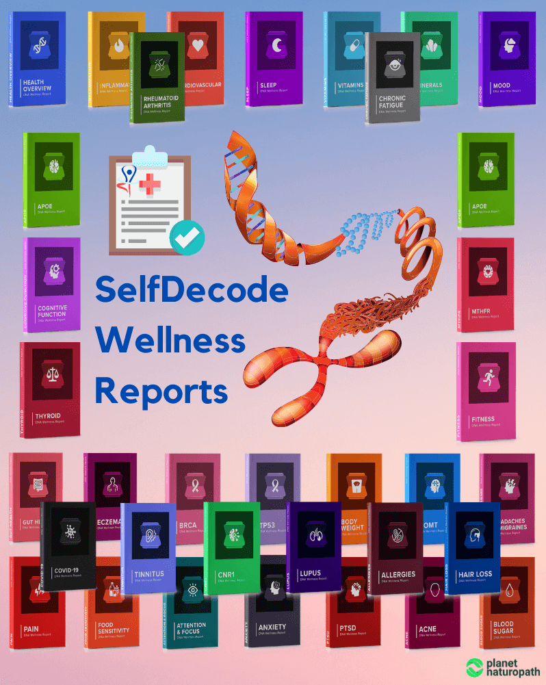 SelfDecode-Wellness-Reports